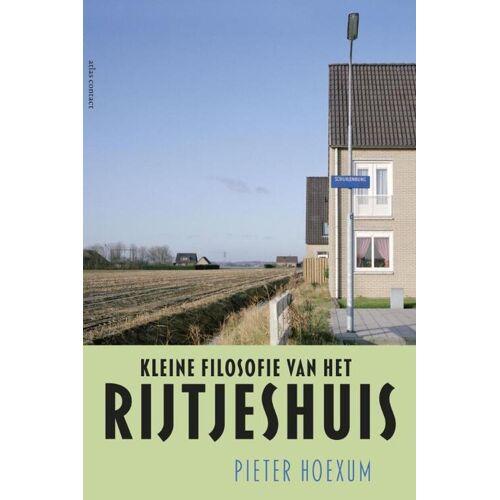 Kleine filosofie van het rijtjeshuis - Pieter Hoexum (ISBN: 9789045025100)