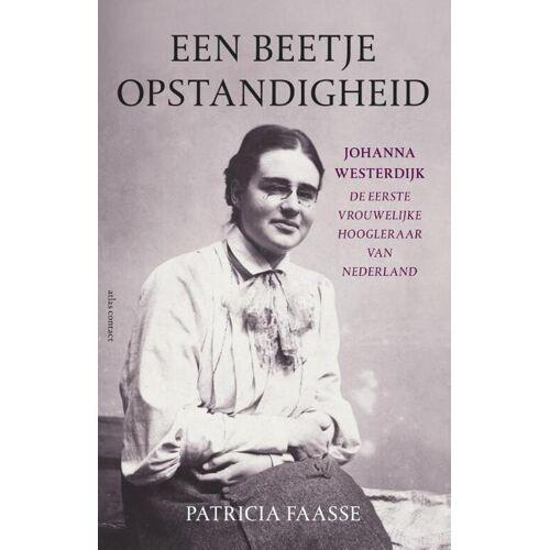 Een beetje opstandigheid - Patricia Faasse (ISBN: 9789045025773)