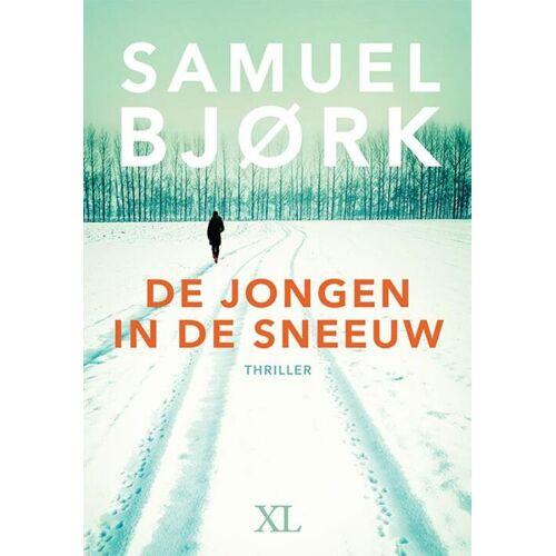 De jongen in de sneeuw - grote letter uitgave - Samuel Bjørk (ISBN: 9789046322383)