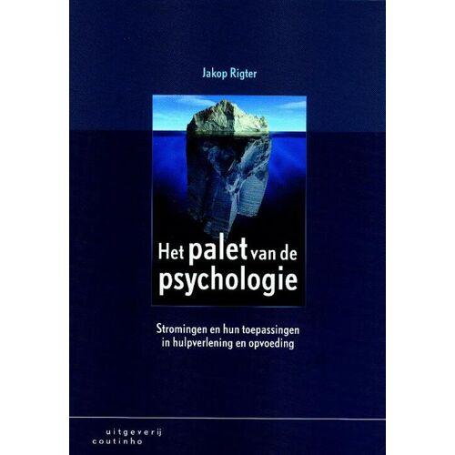 Het palet van de psychologie - Jakop Rigter (ISBN: 9789046900109)