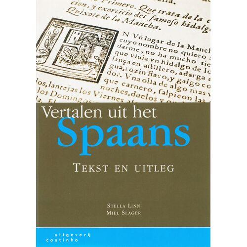 Vertalen uit het Spaans - M. Slager, S. Linn (ISBN: 9789046900505)