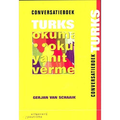 Conversatieboek Turks - Gerjan van Schaaik (ISBN: 9789046903155)