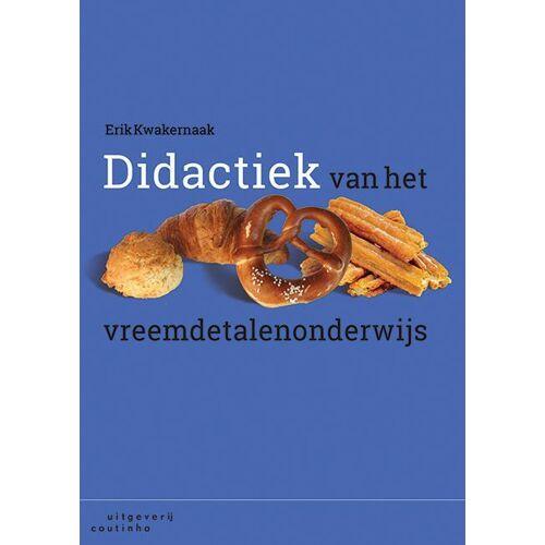 Didactiek van het vreemdetalenonderwijs - Erik Kwakernaak (ISBN: 9789046904404)