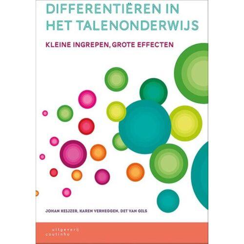 Differentiëren in het talenonderwijs - Det van Gils, Johan Keijzer, Karen Verheggen (ISBN: 9789046905456)