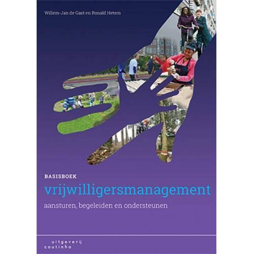 Basisboek vrijwilligersmanagement - Ronald Hetem, Willem-Jan de Gast (ISBN: 9789046906064)