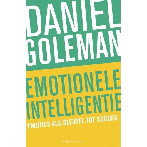 Emotionele intelligentie - Daniel Goleman (ISBN: 9789047006749)