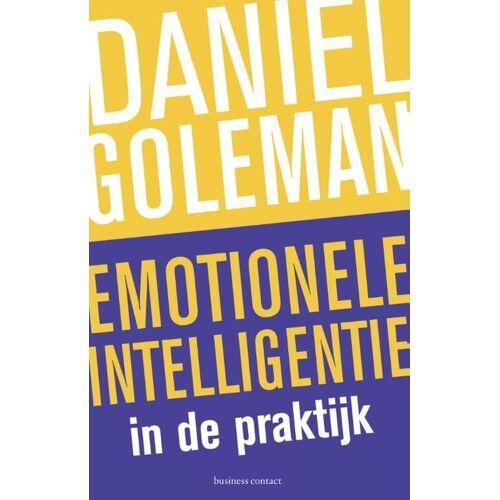 Emotionele intelligentie in de praktijk - Daniël Goleman (ISBN: 9789047006756)