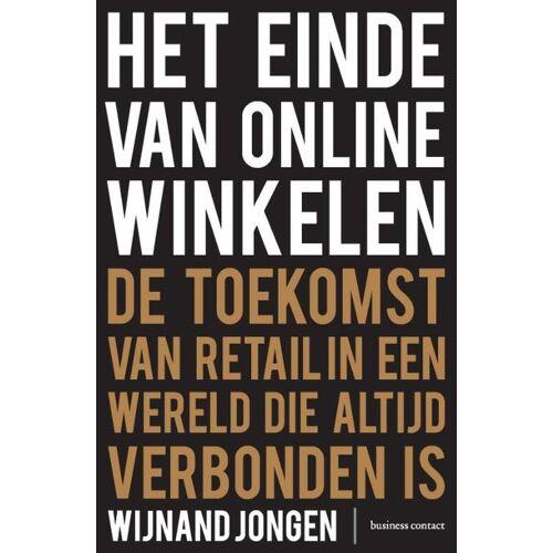 Het einde van online winkelen- Editie Vlaanderen - Wijnand Jongen (ISBN: 9789047012269)
