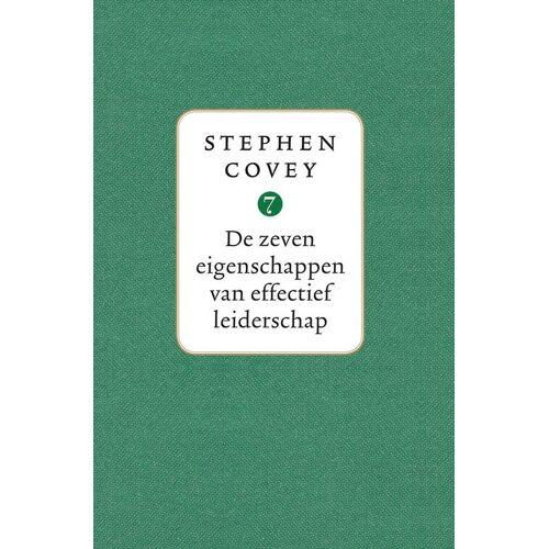 De zeven eigenschappen van effectief leiderschap - Stephen R. Covey (ISBN: 9789047013433)