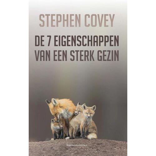 De zeven eigenschappen van een sterk gezin - Stephen R. Covey (ISBN: 9789047013785)