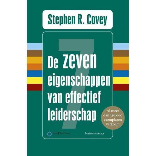De zeven eigenschappen van effectief leiderschap - Stephen R. Covey (ISBN: 9789047054641)