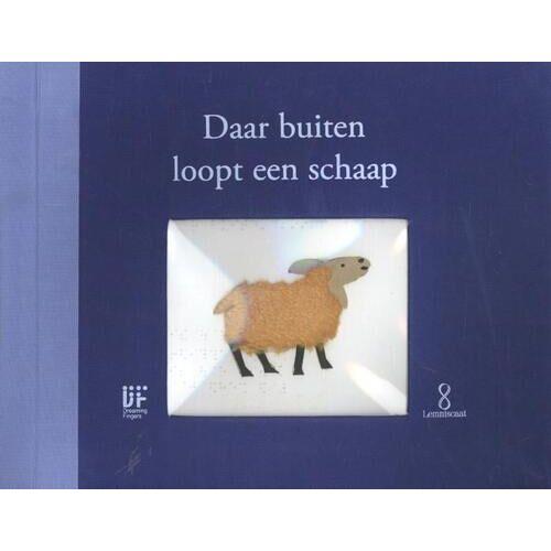 Daar buiten loopt een schaap - Mies van Hout (ISBN: 9789047704867)