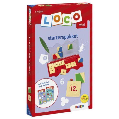 Loco mini starterspakket - (ISBN: 9789048740284)