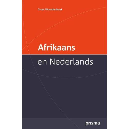 Prisma groot woordenboek Afrikaans en Nederlands - Willy Martin (ISBN: 9789049102562)
