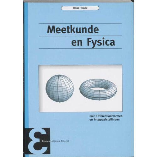 Meetkunde en fysica - H. Broer (ISBN: 9789050410540)