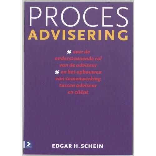 Procesadvisering - E.H. Schein (ISBN: 9789052615318)
