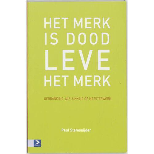 Het merk is dood, leve het merk - P. Stamsnijder (ISBN: 9789052616322)