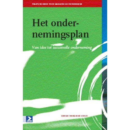 Het ondernemingsplan - (ISBN: 9789052617626)