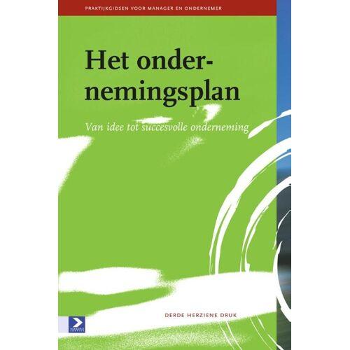 Het ondernemingsplan - Ron Plattel (ISBN: 9789052618081)