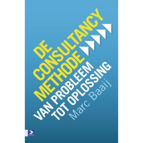 De consultancymethode - Marc G Baaij (ISBN: 9789052618678)