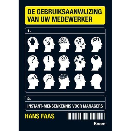 De gebruiksaanwijzing van uw medewerker - Hans Faas (ISBN: 9789052619248)