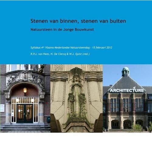 Stenen van binnen, stenen van buiten - (ISBN: 9789052694054)