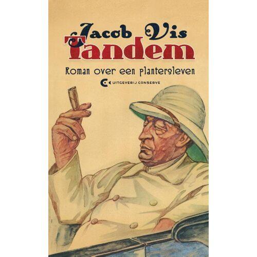 Tandem - Jacob Vis (ISBN: 9789054293293)