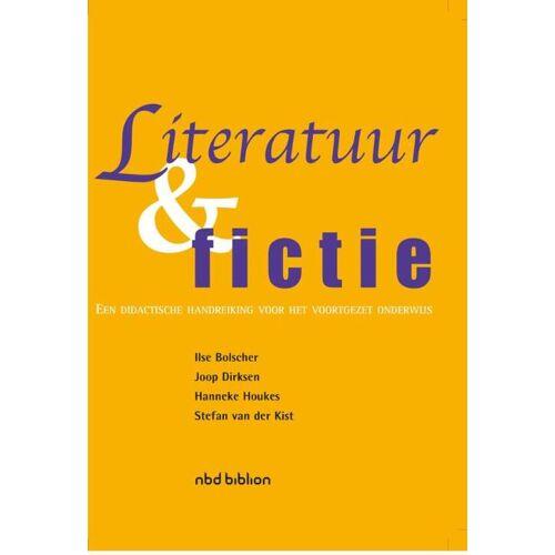 Literatuur en fictie - Hanneke Houkes (ISBN: 9789054835271)
