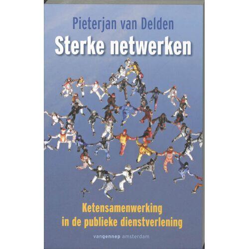 Sterke netwerken - P. van Delden (ISBN: 9789055154470)