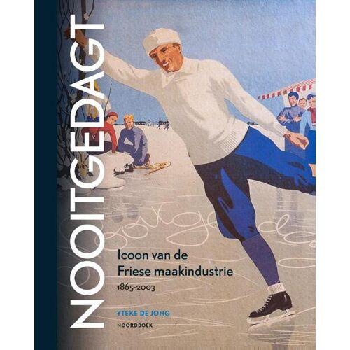Nooitgedagt - Yteke de Jong (ISBN: 9789056156138)