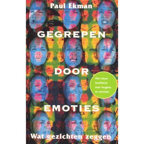 Gegrepen door emoties - P. Ekman (ISBN: 9789057122859)