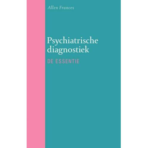 Psychiatrische diagnostiek - Allen Frances (ISBN: 9789057124006)