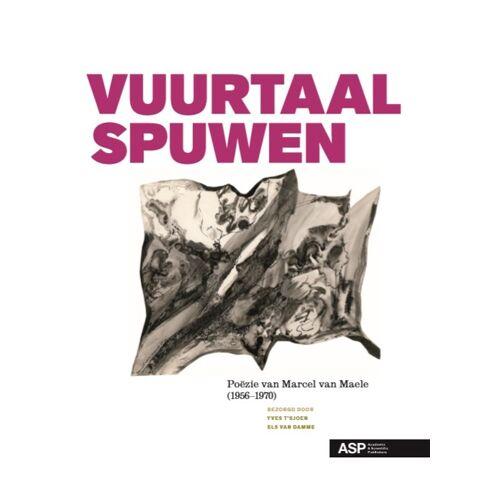 Vuurtaal spuwen - (ISBN: 9789057180965)