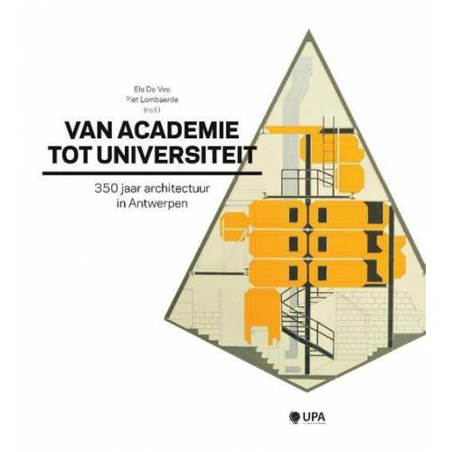 Van academie tot universiteit - (ISBN: 9789057183362)