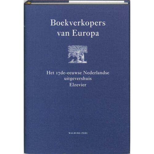 Boekverkopers van Europa - (ISBN: 9789057301162)