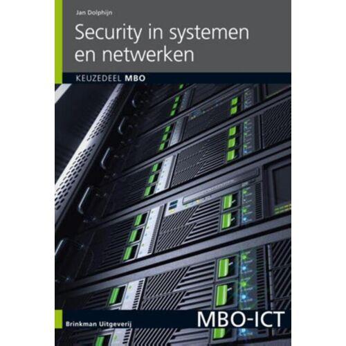 Security in systemen en netwerken - Jan Dolphijn (ISBN: 9789057523489)