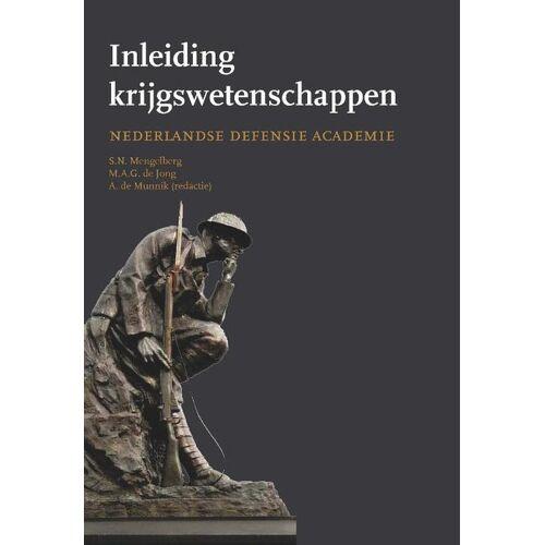 Inleiding krijgswetenschappen - (ISBN: 9789058506238)