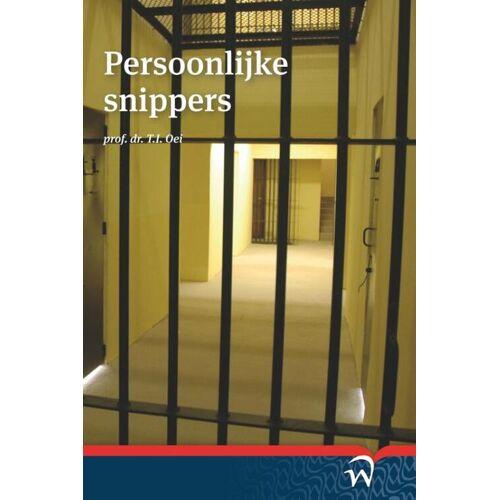 Persoonlijke snippers - T.I. Oei (ISBN: 9789058507075)