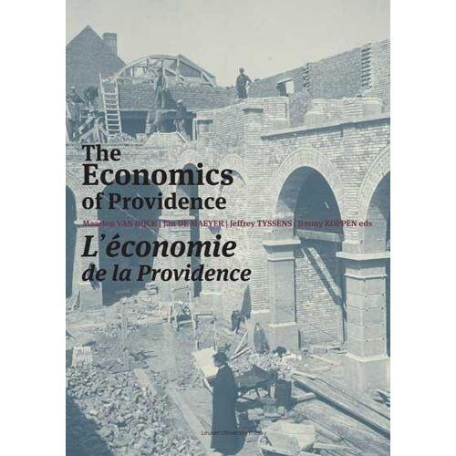 The economics of providence L'economie de la providence - (ISBN: 9789058679154)