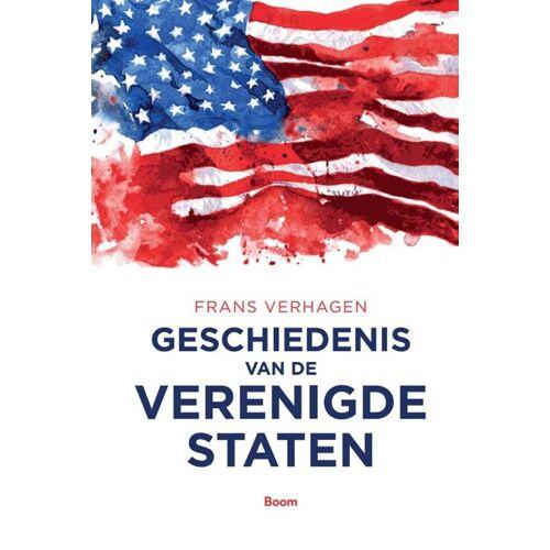 Geschiedenis van de Verenigde Staten - Frans Verhagen (ISBN: 9789058758156)