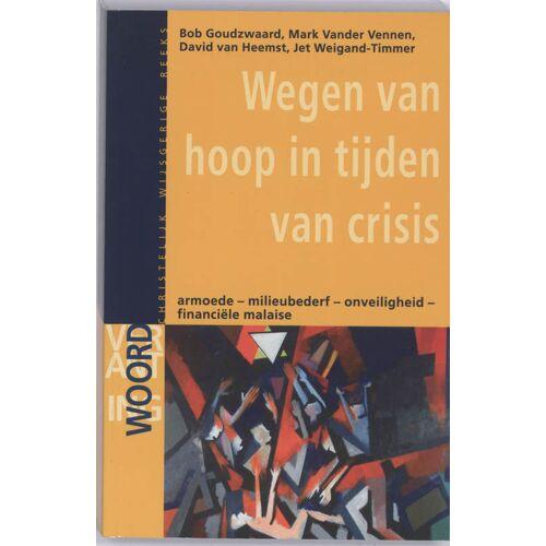 Wegen van hoop in tijden van crisis - B. Goudswaard (ISBN: 9789058813831)