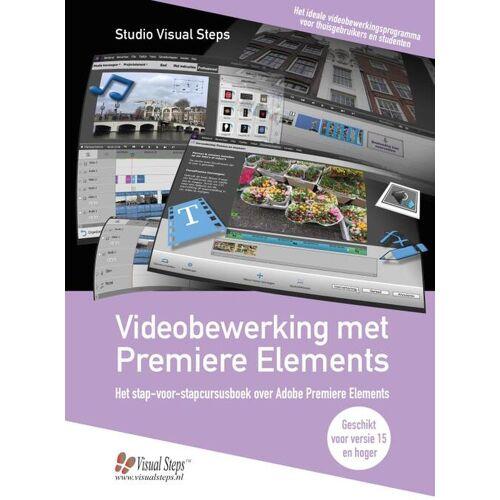 Videobewerking met Premiere Elements - Studio Visual Steps (ISBN: 9789059056930)