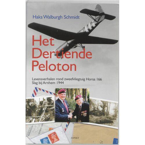 Dertiende peleton - H. Walburgh Schmidt (ISBN: 9789059113404)
