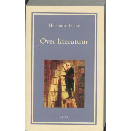 Over literatuur - Hermann Hesse (ISBN: 9789059115910)