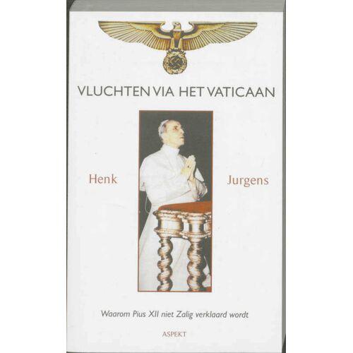 Vluchten via het Vaticaan - H. Jurgens (ISBN: 9789059116740)