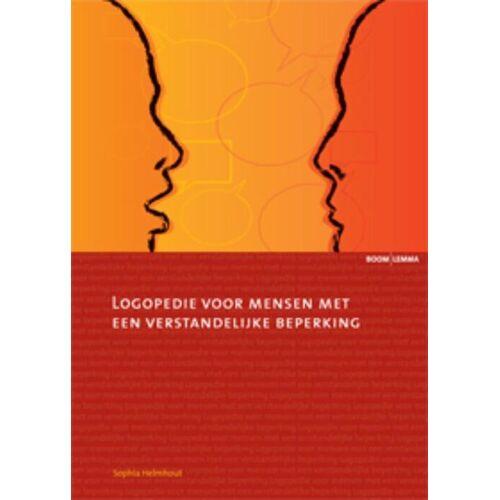 Logopedie voor mensen met een verstandelijke beperking - Sophia Helmhout (ISBN: 9789059317574)