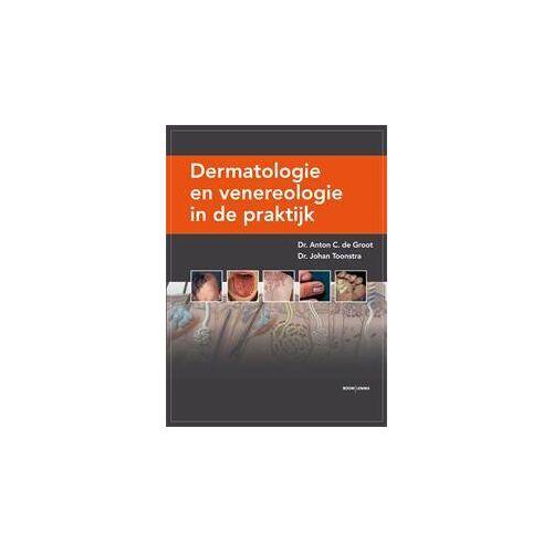 Dermatologie en venereologie in de praktijk - A.C. Groot, Johan Toonstra (ISBN: 9789059318977)