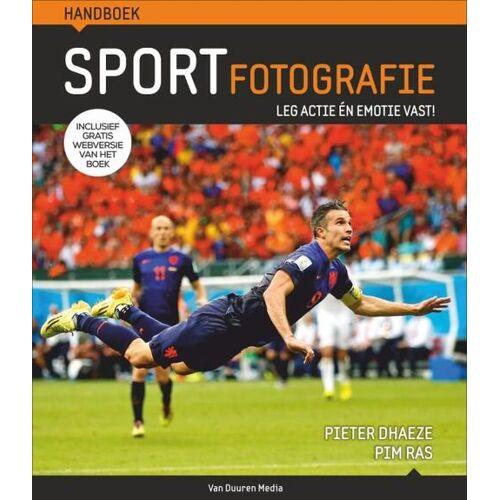 Focus op fotografie: Sportfotografie - Pieter Dhaeze (ISBN: 9789059409392)