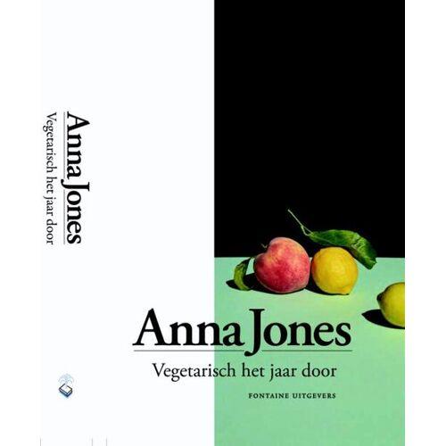Vegetarisch het jaar door - Anna Jones (ISBN: 9789059568525)