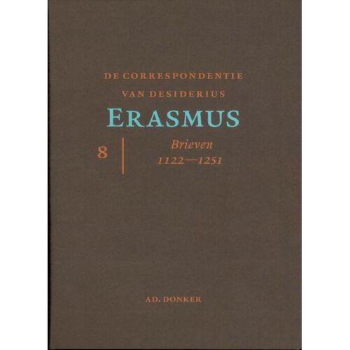 De correspondentie van Desiderius Erasmus 8 - (ISBN: 9789061006541)